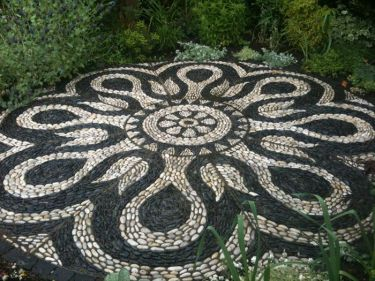 Mosaic Patio 66